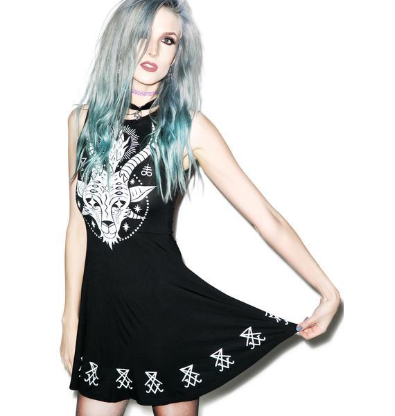Killstar Horny Skater Dress