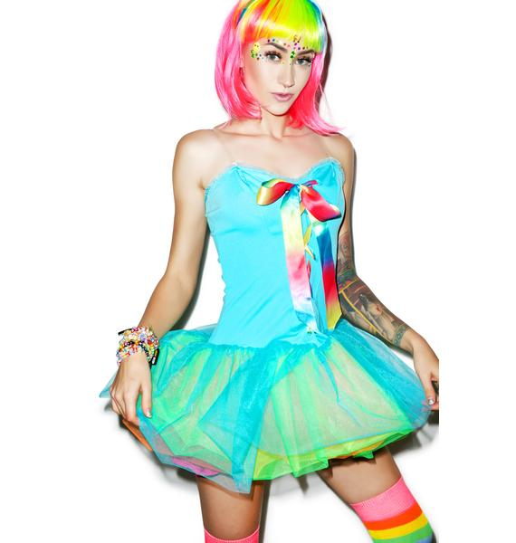 Very Fairy Rainbow Costume Set