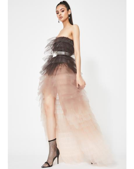 Naturally Pretty Pedigree Tulle Dress