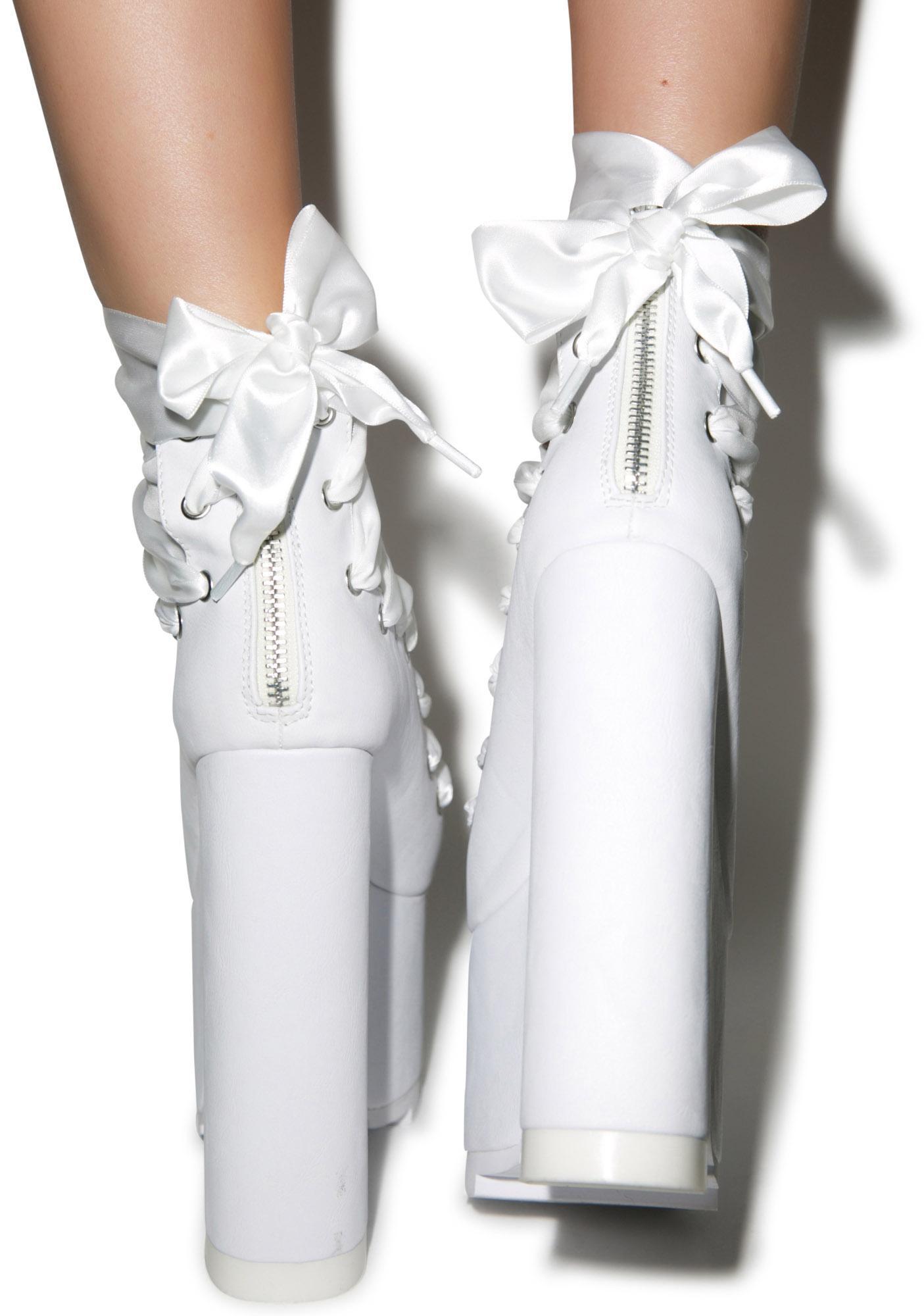 Y.R.U. Pure Ballet Bae Platforms
