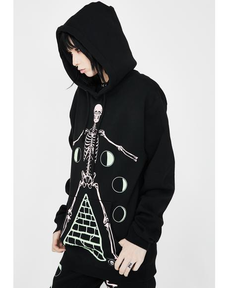Phases Graphic Pullover Hoodie