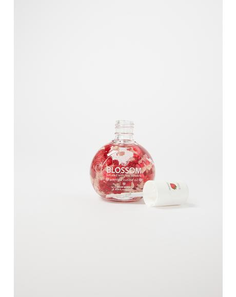 Strawberry Cuticle Oil