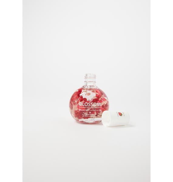 Blossom Strawberry Cuticle Oil