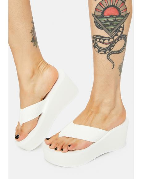 Chill Spirit Walker Platform Sandals