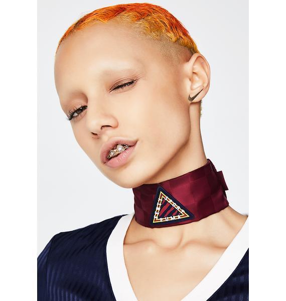 PUMA FENTY PUMA By Rihanna Silk Tie Choker