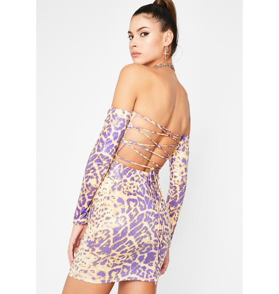 Ooh Kill 'Em Mini Dress