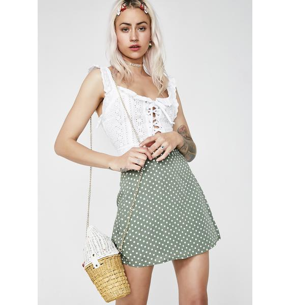 Call Me Maybe Tie Skirt