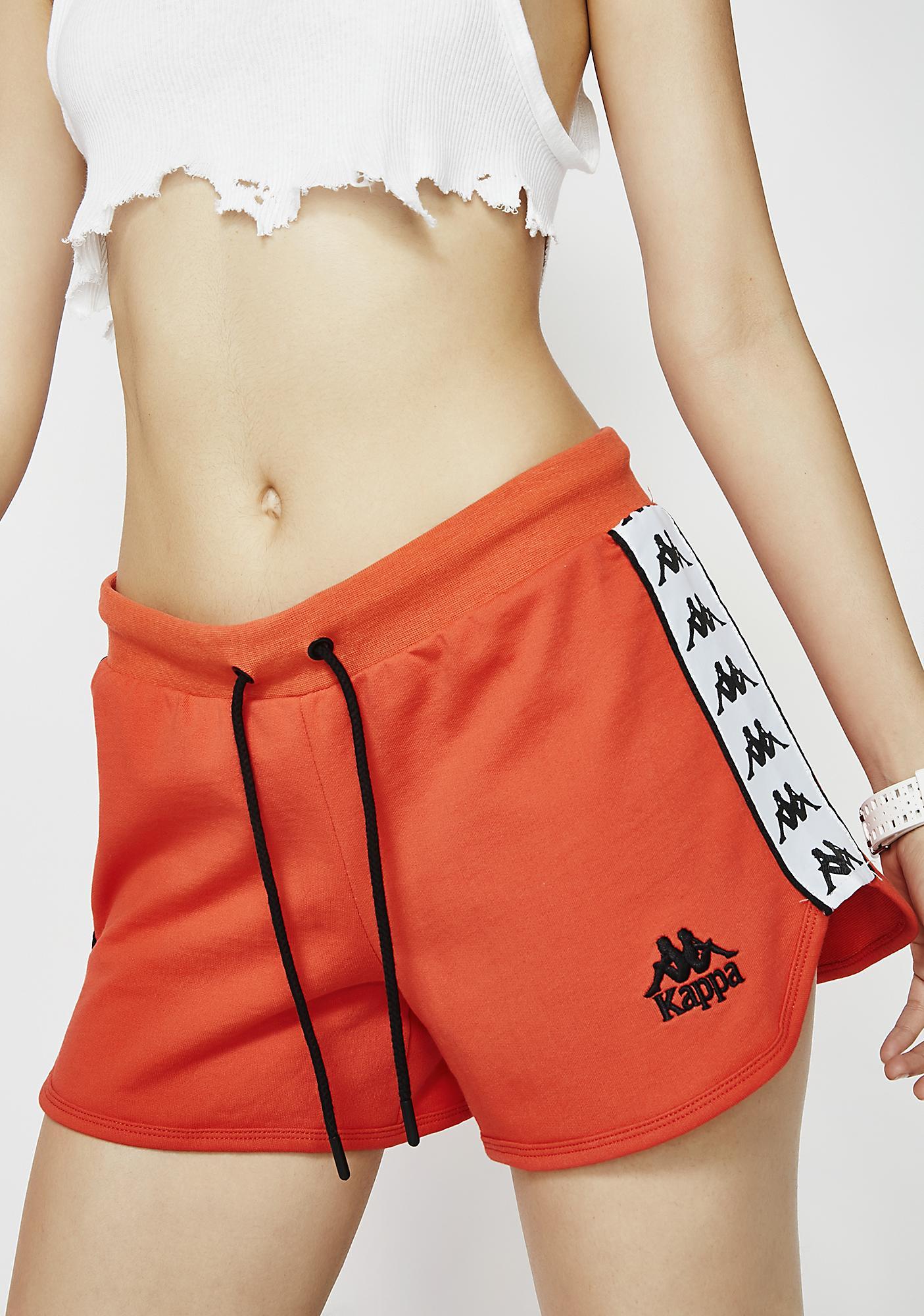 Kappa Authentic Custard Shorts