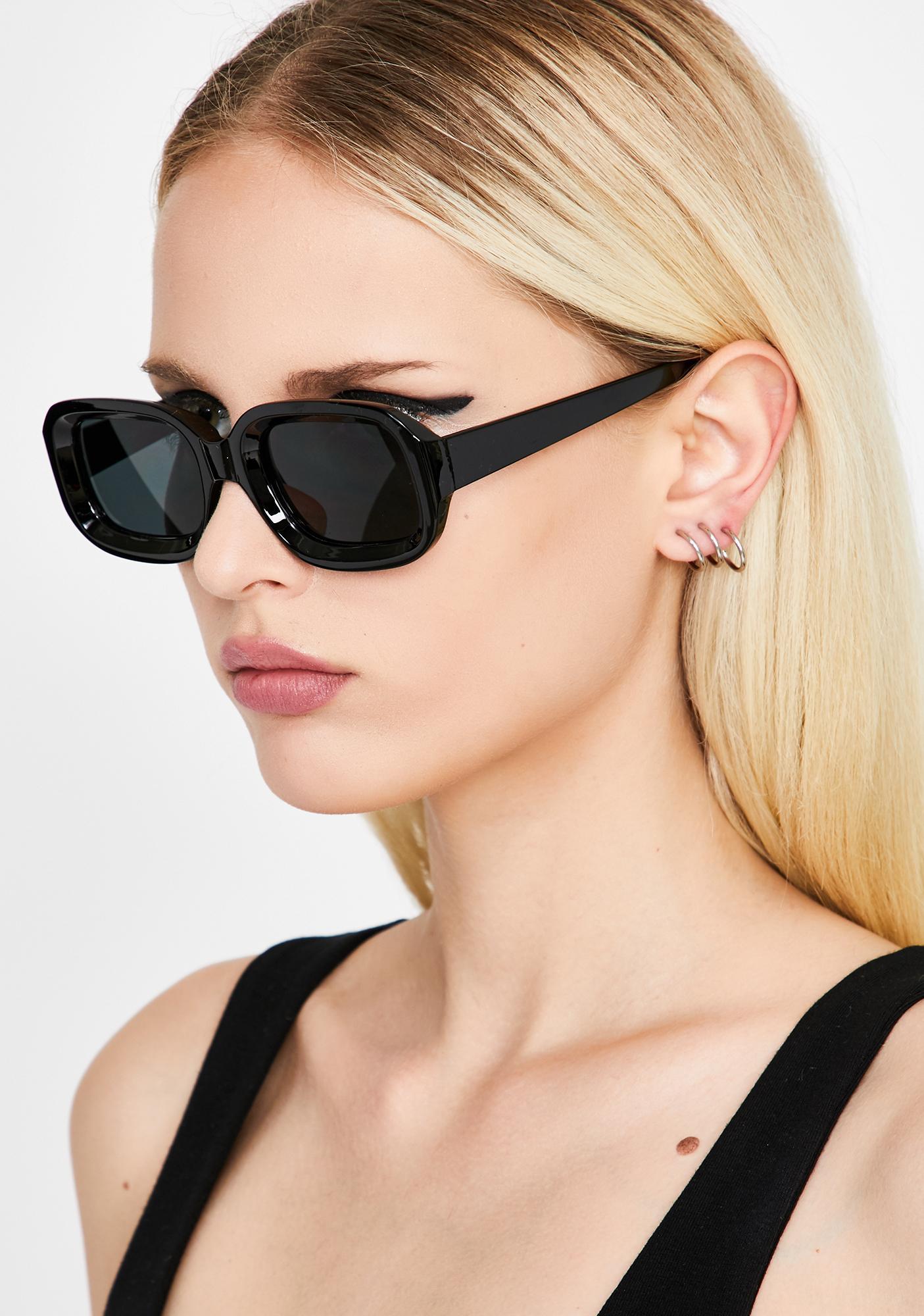 Made Ya Look Square Sunglasses