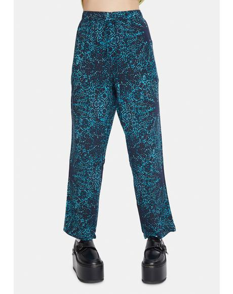 Wavelength Printed Pants