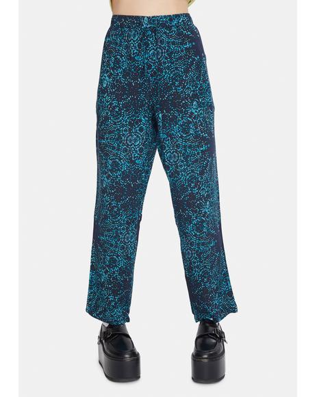 Wavelength Printed Pants