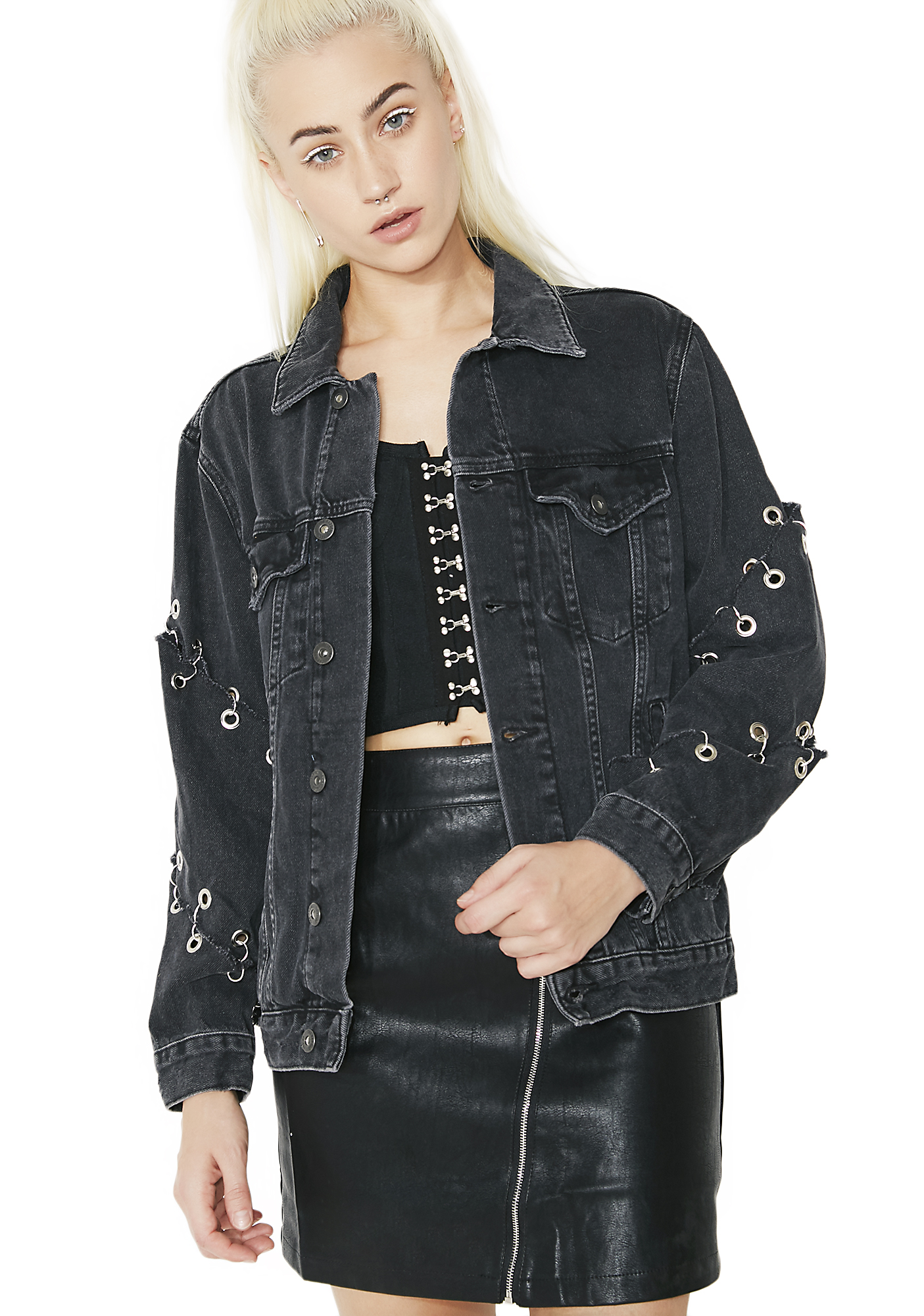 The Ragged Priest Hitch Denim Jacket
