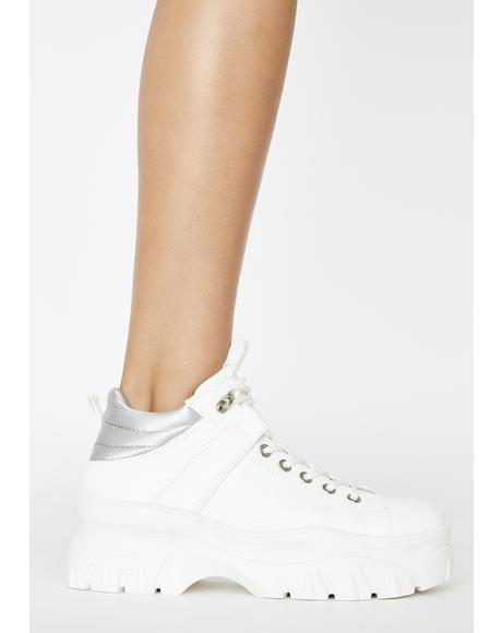 Fay Platform Sneakers