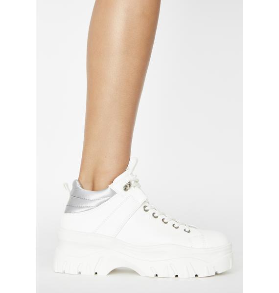 Rebels Fay Platform Sneakers