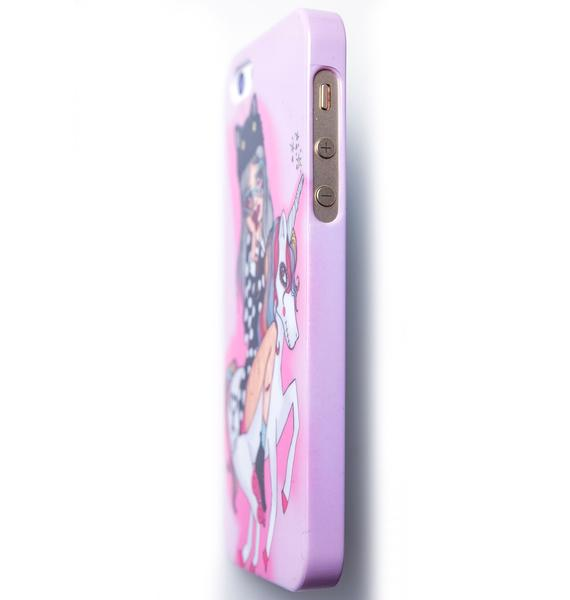 Valfré Fly Me To The Moon iPhone 5 Case