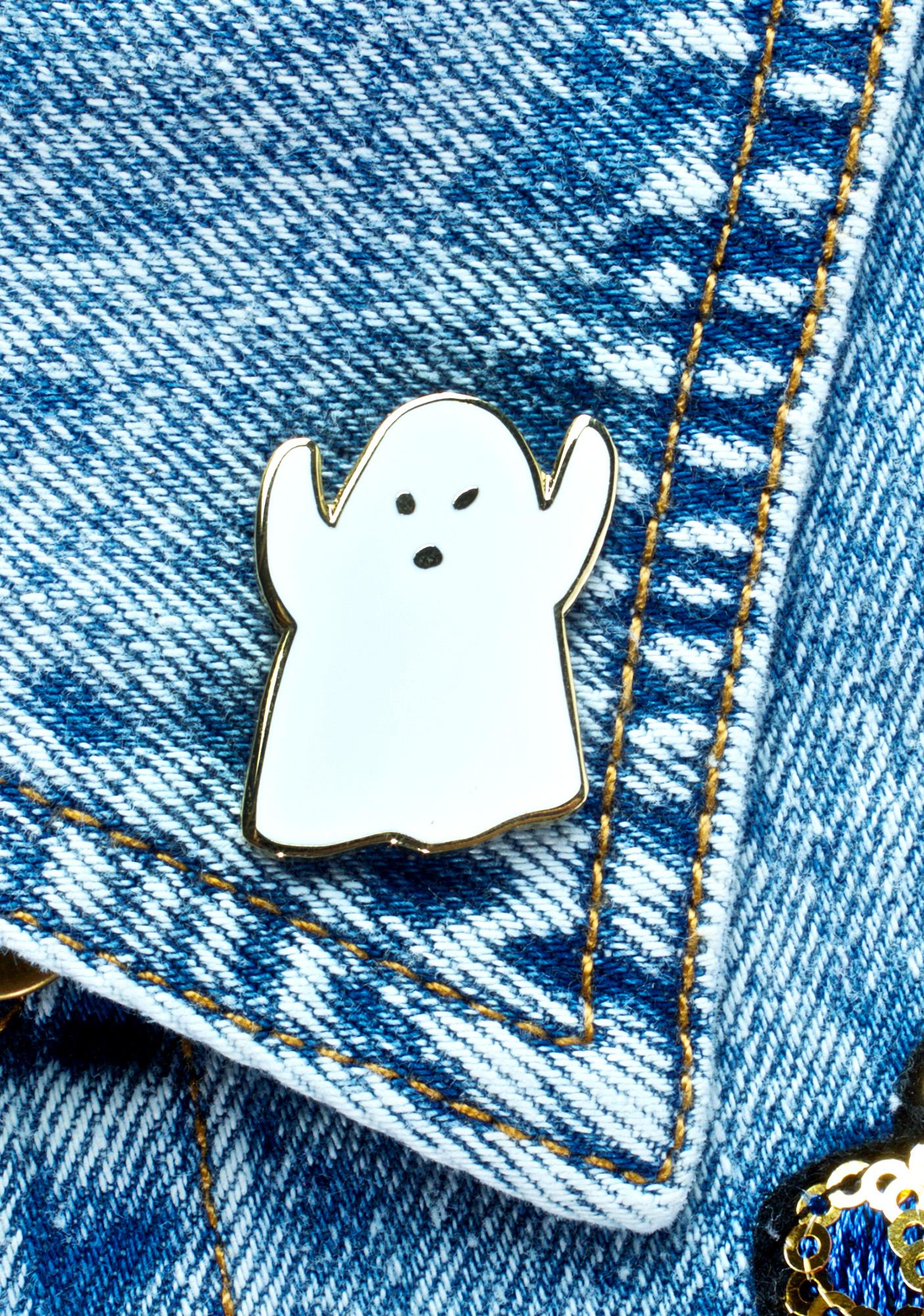 Valley Cruise Press Golden Ghost Pin