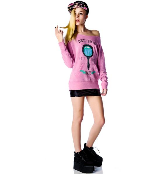 Beauty Forever by Jeffree Star Vanity Forever Sweater