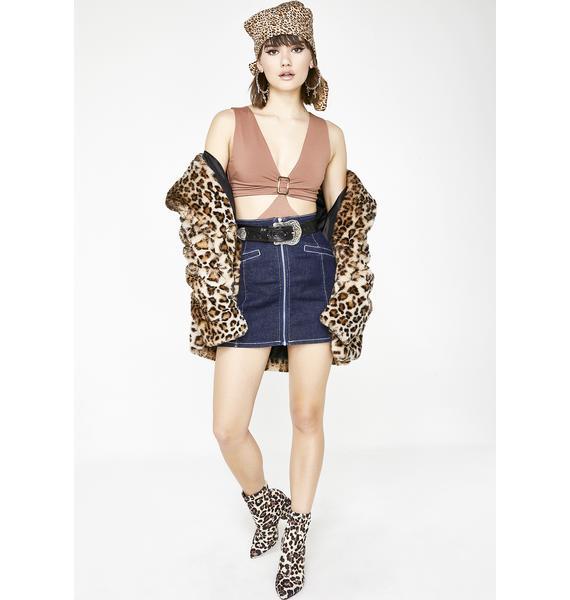 Tiger Mist Pearla Bodysuit