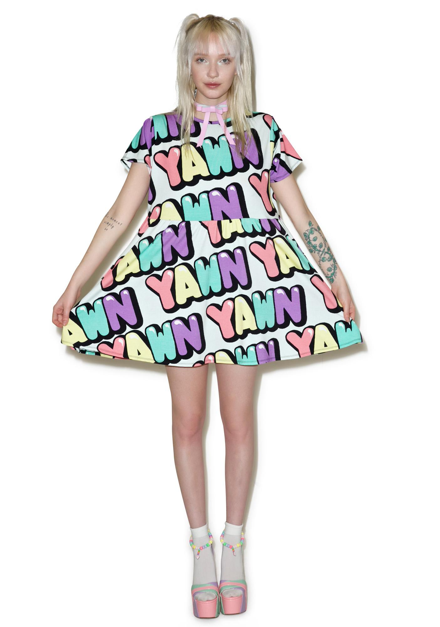 Disturbia Yawn Dress
