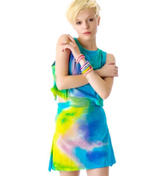 Shown To Scale Heatwave Dress