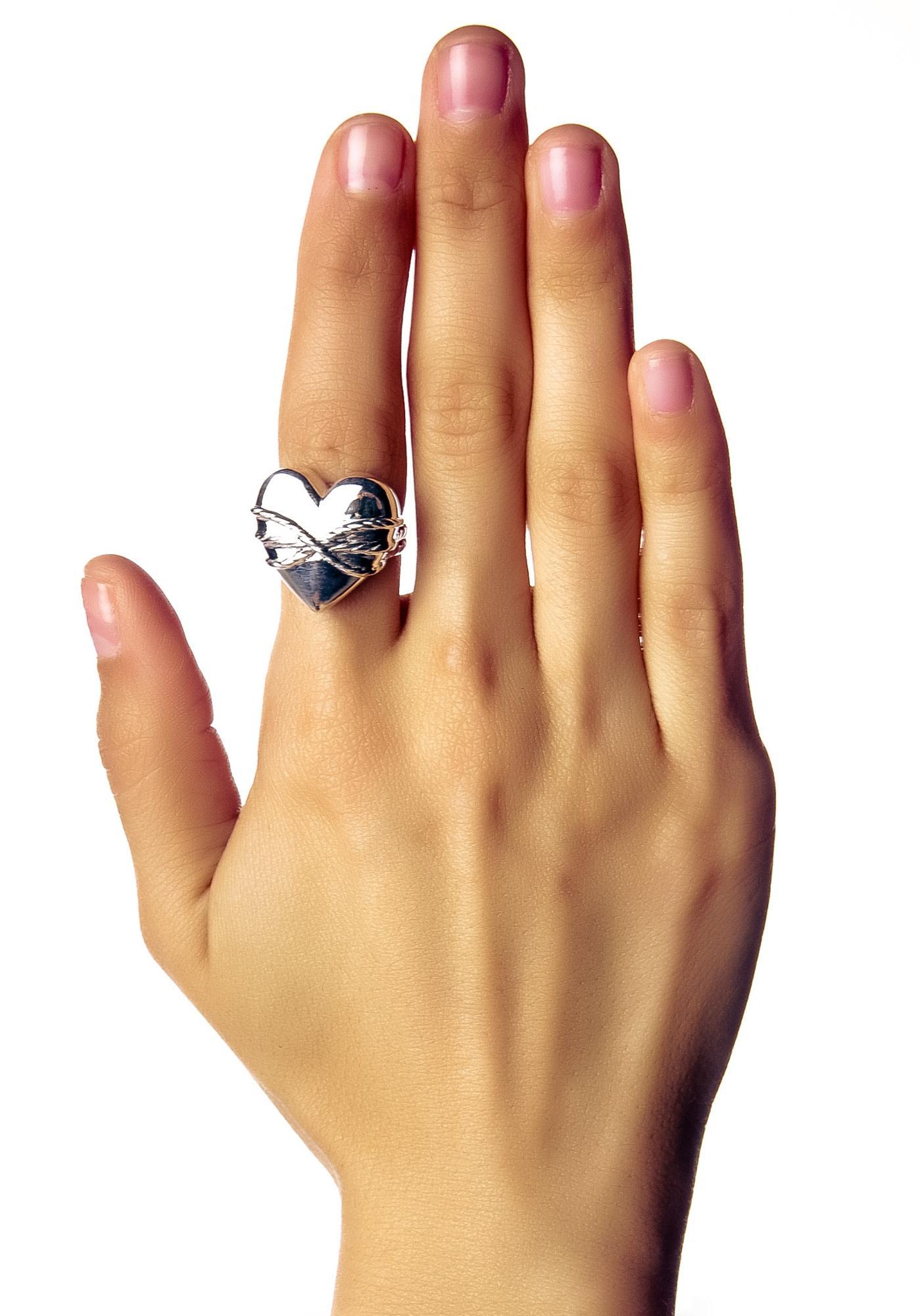 Stolen Girlfriends Club Love Bound Ring