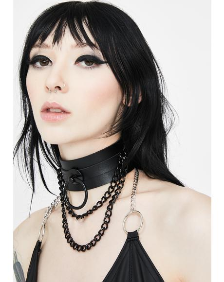 Phantom Trap O-Ring Choker