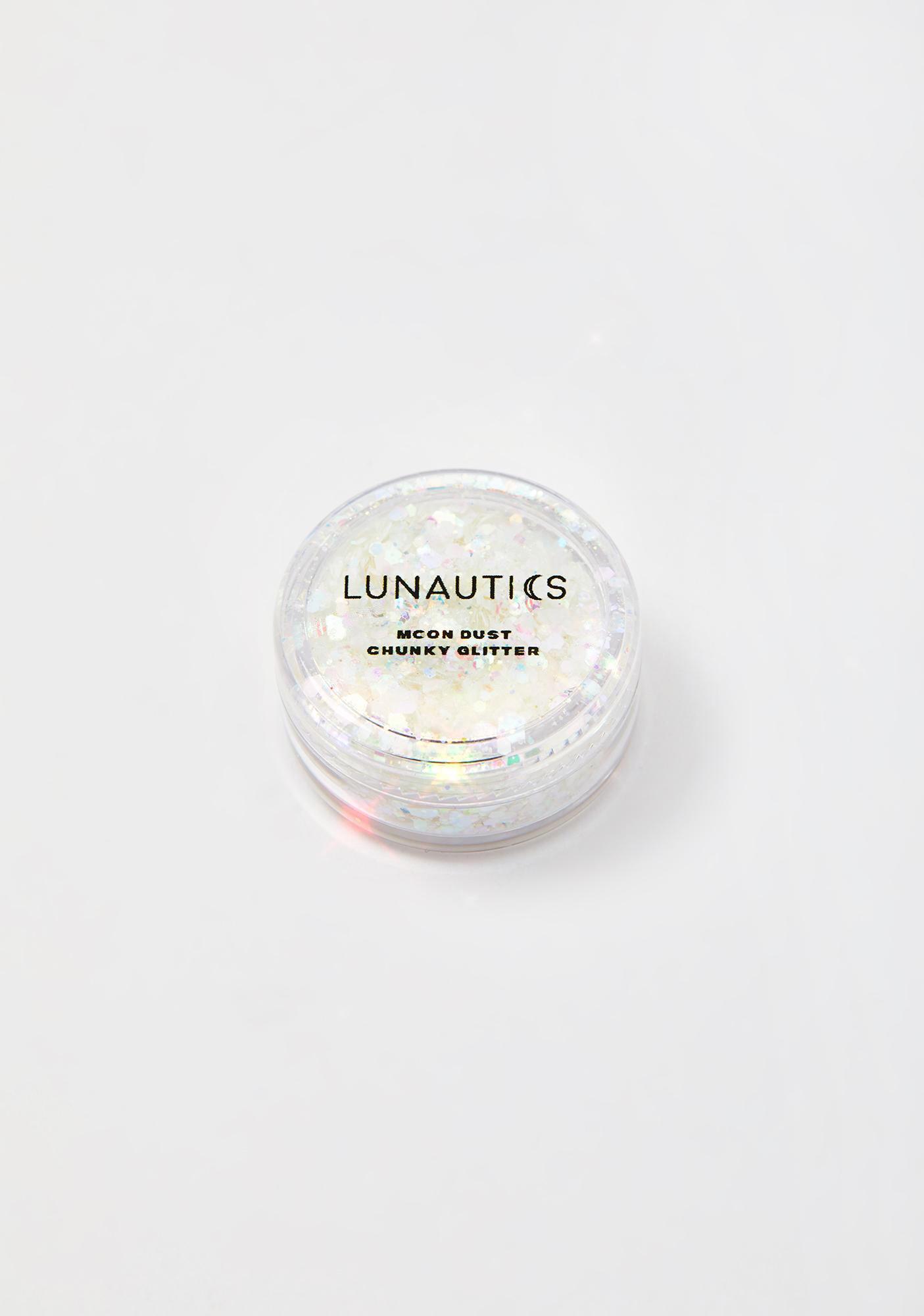 Lunautics Bday Cake Moon Dust Glitter
