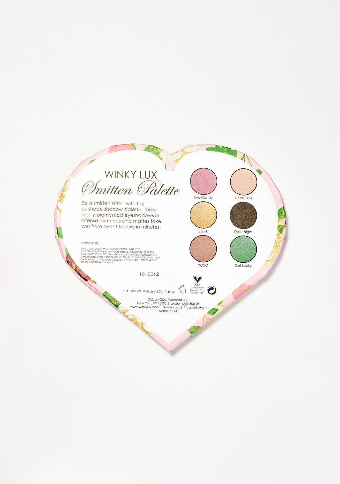 Winky Lux Smitten Palette