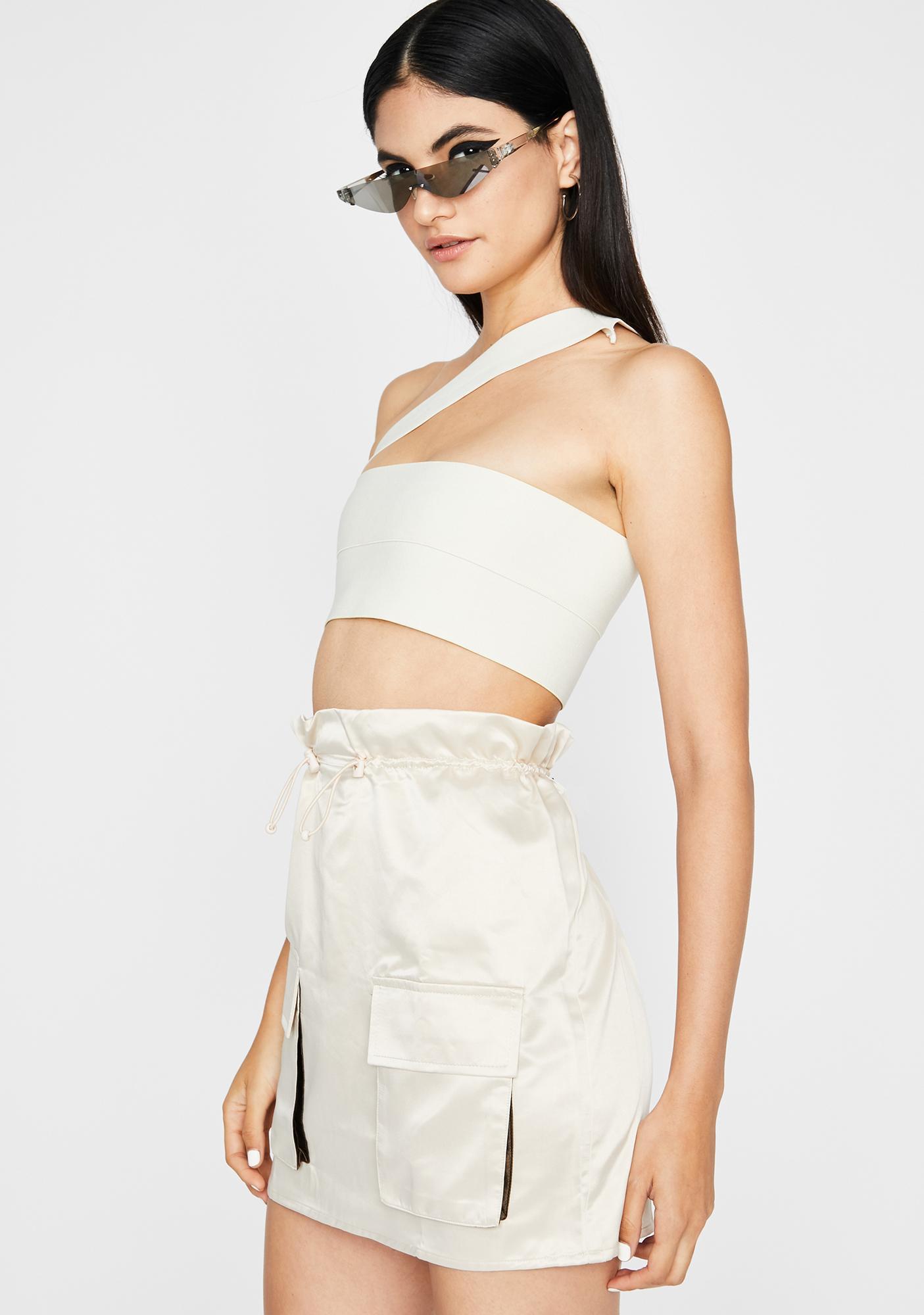 Java Ignite Me Mini Skirt