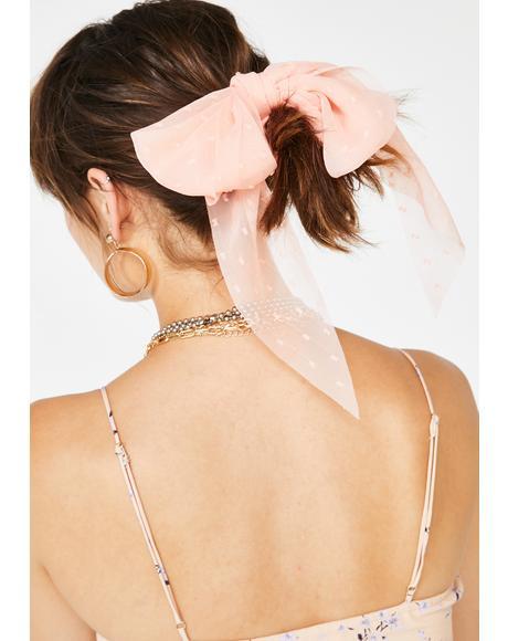 Popular AF Hair Scrunchie