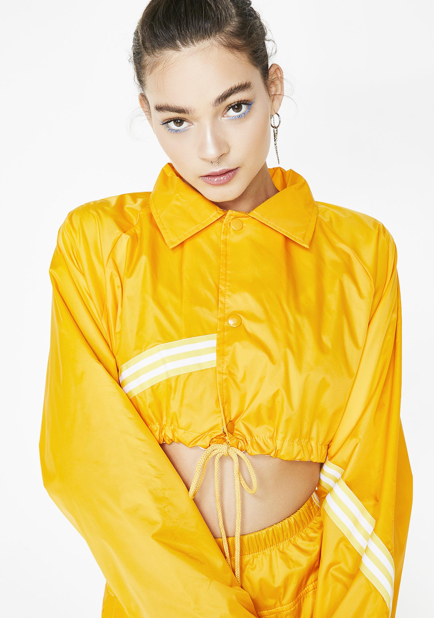 Rojas Chaotic Track Jacket