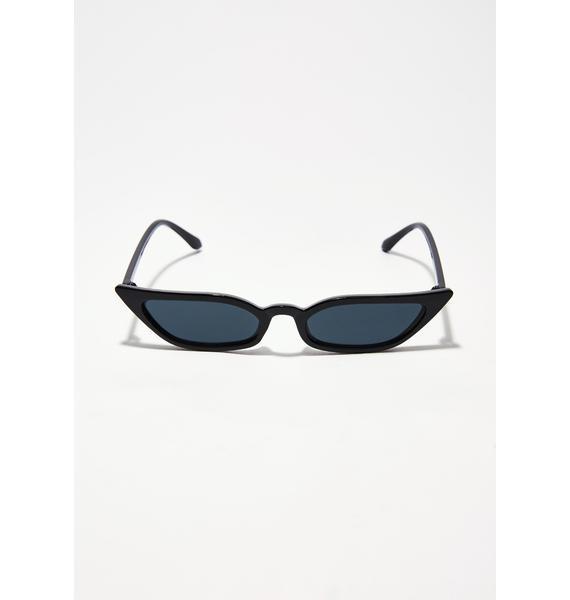 Bad Biddie Blvd Sunglasses