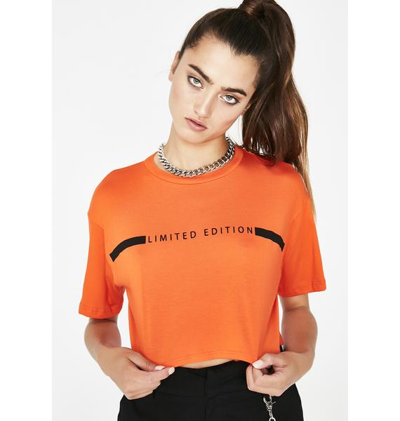 Real Hype Crop Tee