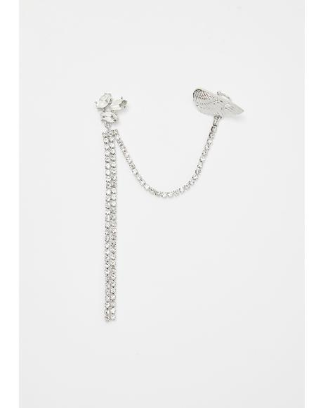 Angelic Chic Ear Cuff