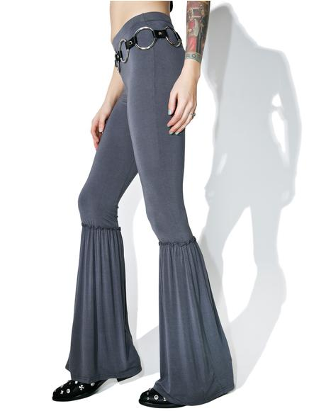 Slate Bonfire Flirt Flared Pants