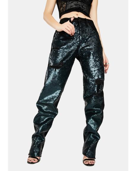 Dusty Black Lazy Lover Jeans