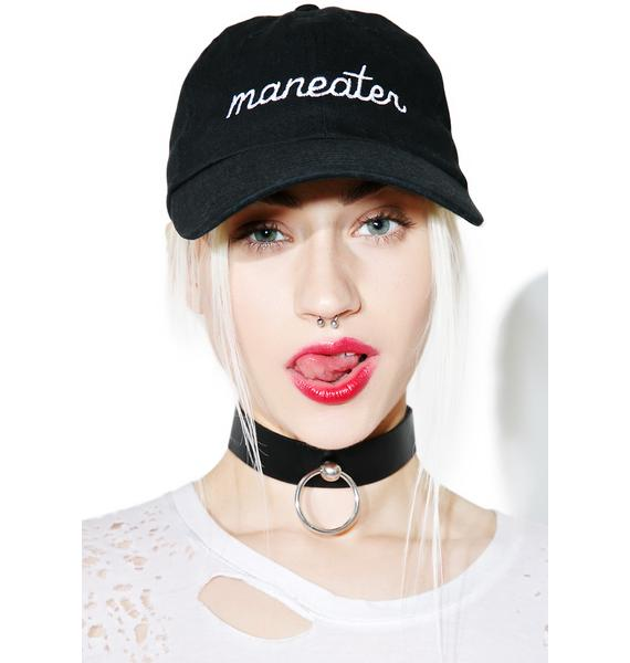 Yvng Pearl Maneater Dad Hat