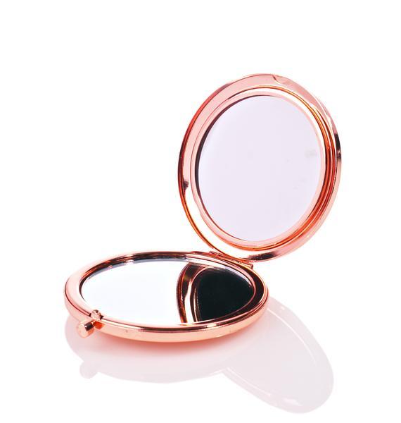 Skinnydip Marble Mirror