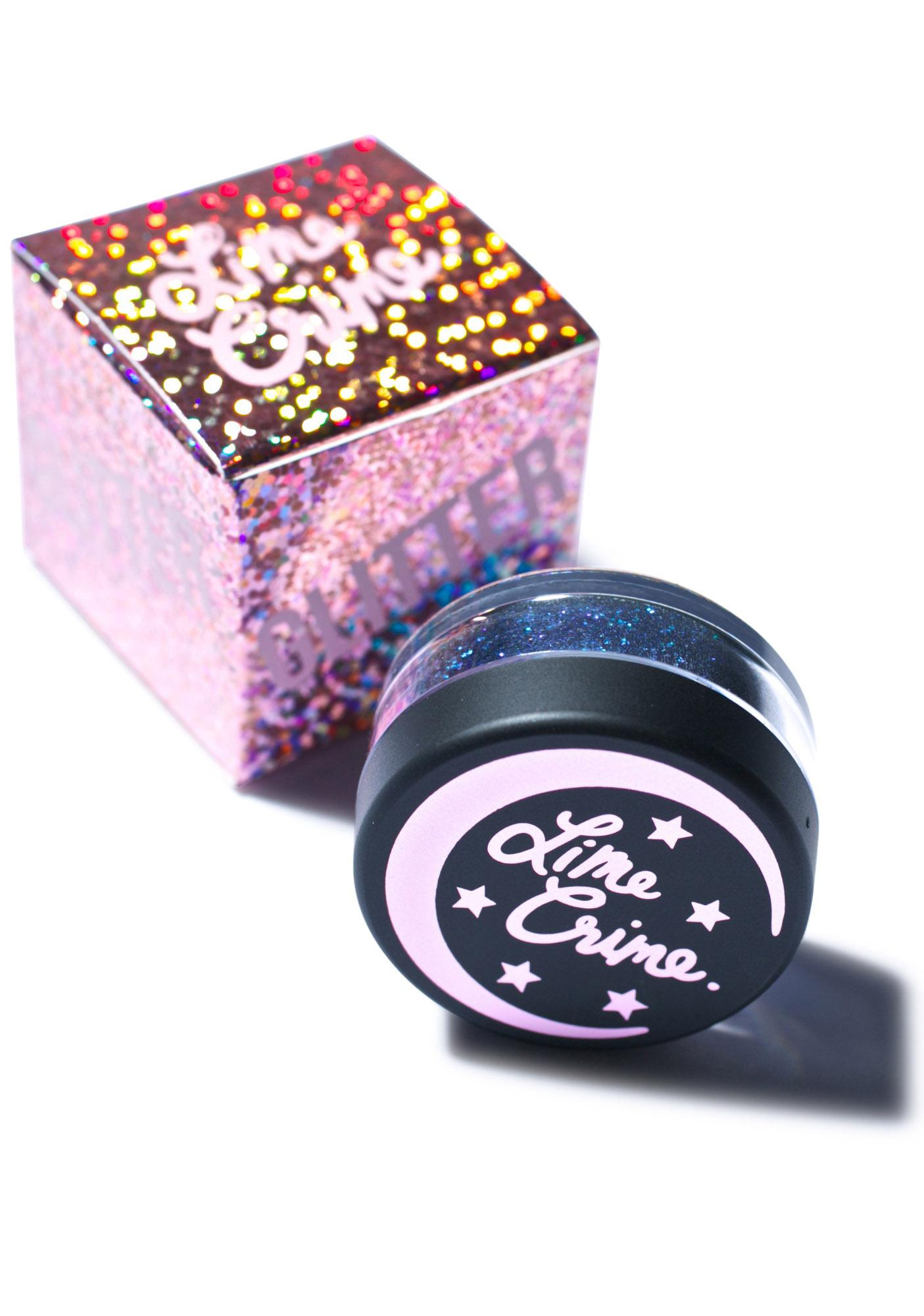 Lime Crime Aquarius Zodiac Glitter