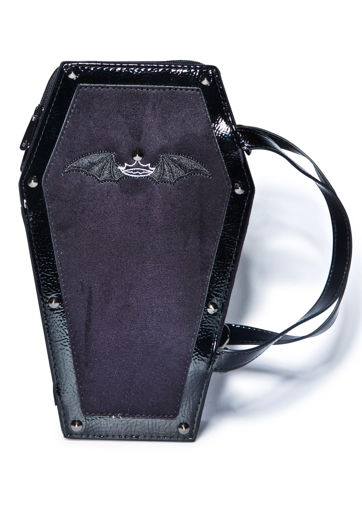 Iron Fist Coffin Bag