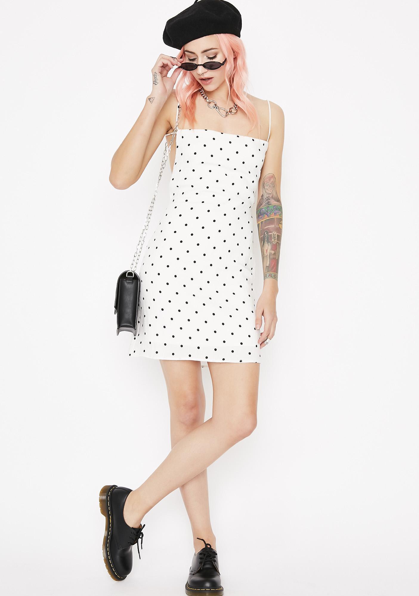 For Good Luck Mini Dress