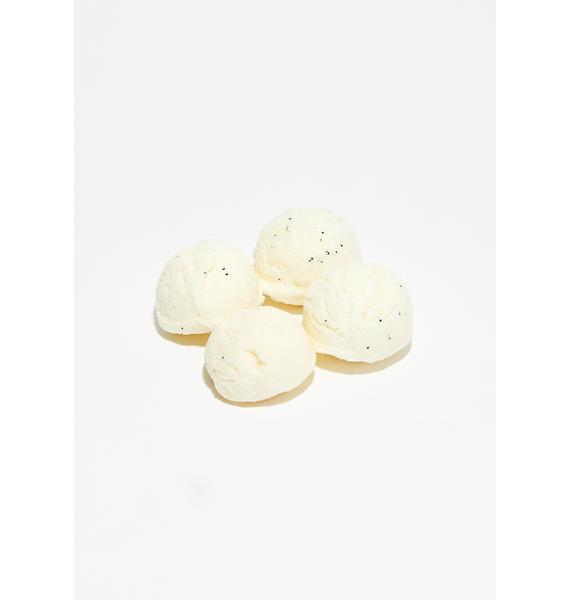 New York's Bathhouse Vanilla Coconut Bubble Bath Truffles