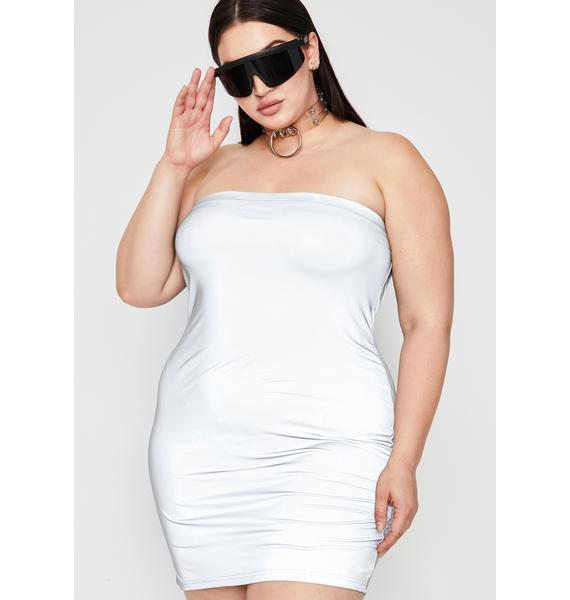 Atomic Power Surge Reflective Dress