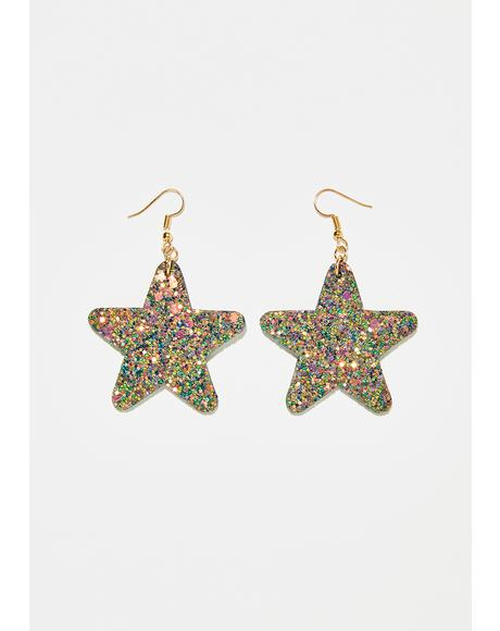 Stardust Woman Earrings