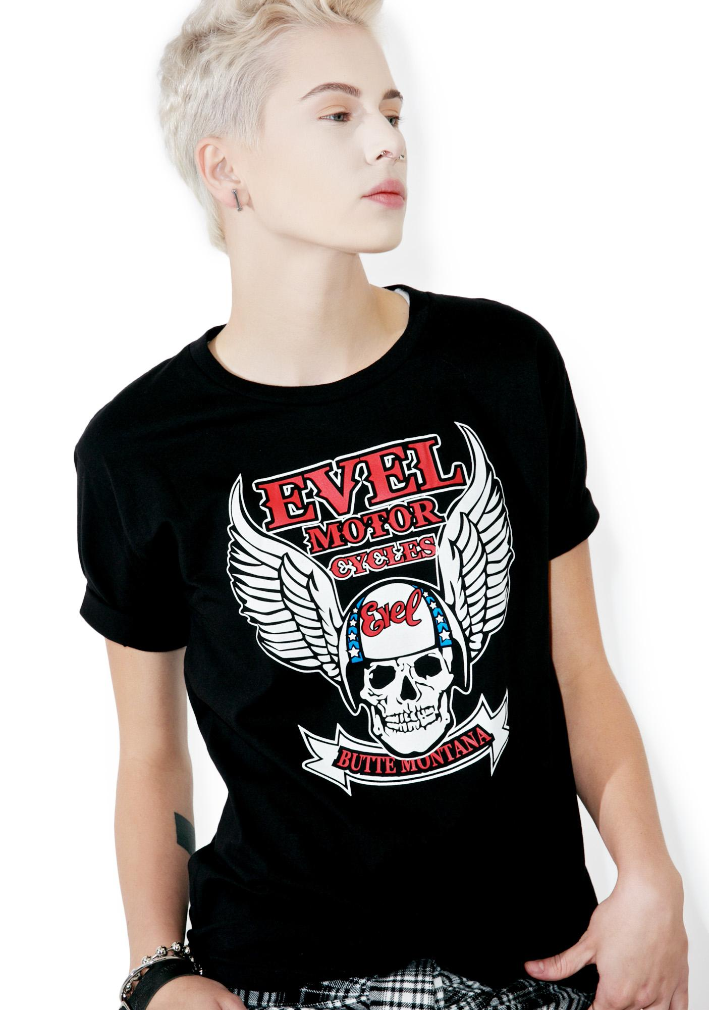 Evel Rider T-Shirt
