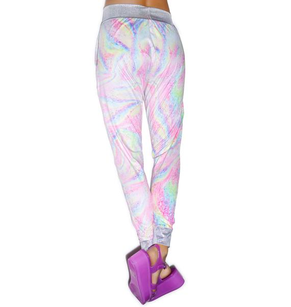 Private Arts Snow Queen Suede Pant