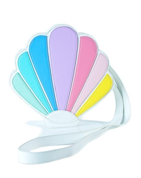 Over The Rainbow Seashell Bag