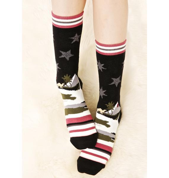 Stance Exodus Tomboy Socks