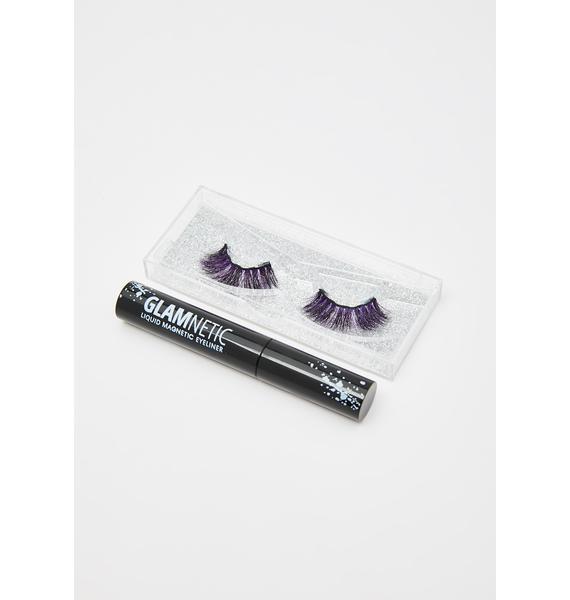 Glamnetic Ego Purple Magnetic Lashes