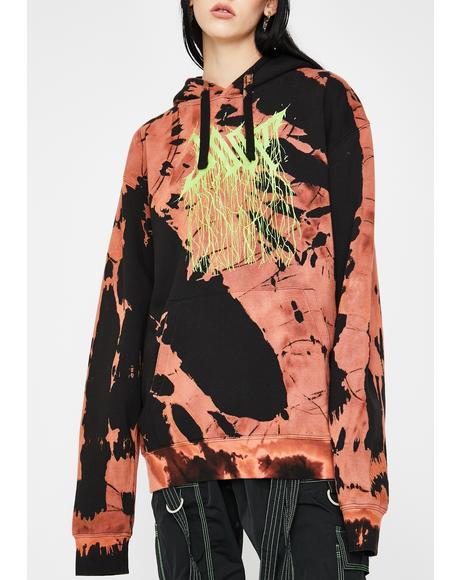 Pyro Hoodie Sweatshirt